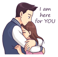 You & I : Intimate sticker #15017188