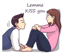 You & I : Intimate sticker #15017193