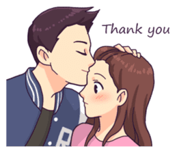 You & I : Intimate sticker #15017201