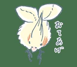 Funiochi the Cockatiel sticker #15026851