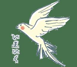 Funiochi the Cockatiel sticker #15026854