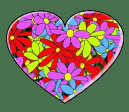 Mr. Nori Peace and Love Messenger sticker #15034108
