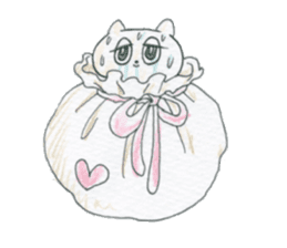 cry emamouse cats sticker #15038698