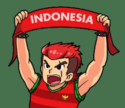 Gondes Pasar Kembang (Javanese Language) sticker #15045330