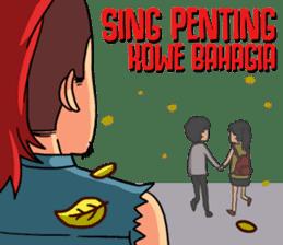 Gondes Pasar Kembang (Javanese Language) sticker #15045337