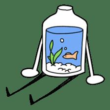 Bottlekid sticker #15045502
