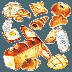 words bakery