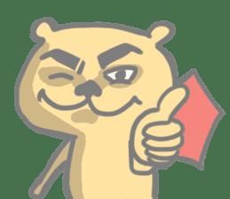 Fat doggy sticker #15061564