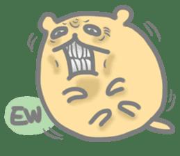 Fat doggy sticker #15061567