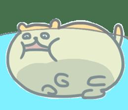Fat doggy sticker #15061573