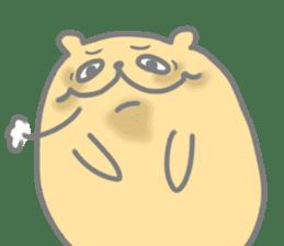Fat doggy sticker #15061581