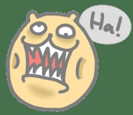 Fat doggy sticker #15061584