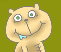 Fat doggy sticker #15061595