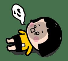 Mobile Girl, MiM - Legend - v2 sticker #15076278