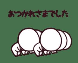 Mr. Emoticon Animated vol.4 sticker #15090855