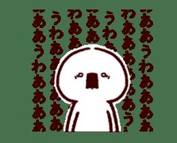 Mr. Emoticon Animated vol.4 sticker #15090863