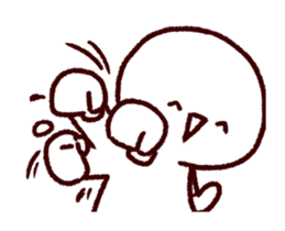 Mr. Emoticon Animated vol.4 sticker #15090873