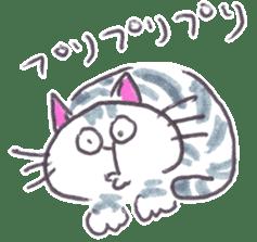 Henneko colorful sticker #15124344