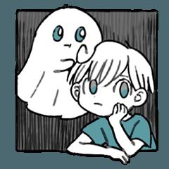 Ghost&boy