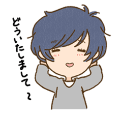 Sticker of SORARU ver.3!!! sticker #15140028