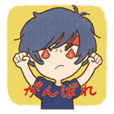 Sticker of SORARU ver.3!!! sticker #15140036