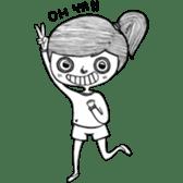 Homimi sticker #15155396