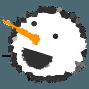สติ๊กเกอร์ไลน์ Snowbaby