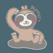 สติ๊กเกอร์ไลน์ Slotht