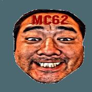สติ๊กเกอร์ไลน์ macaroni-masayoshikun2