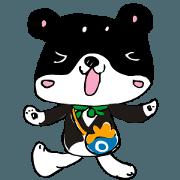 สติ๊กเกอร์ไลน์ nagomi48Vo.2