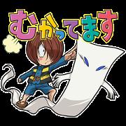 สติ๊กเกอร์ไลน์ GeGeGe no Kitaro Anime