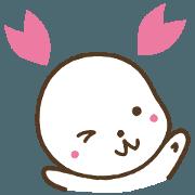 สติ๊กเกอร์ไลน์ iNumi from Izumi Juku