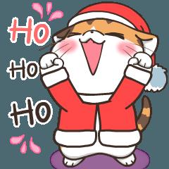 สติ๊กเกอร์ไลน์ สอยดาว วันคริสต์มาส&วันปีใหม่