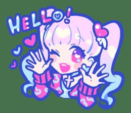 yumekawachan & yamikawachan sticker #15536083
