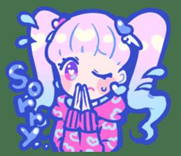 yumekawachan & yamikawachan sticker #15536086