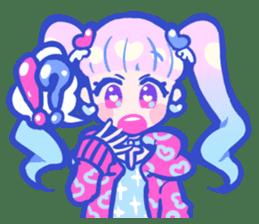 yumekawachan & yamikawachan sticker #15536087