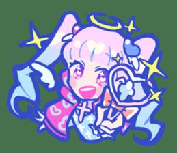 yumekawachan & yamikawachan sticker #15536089