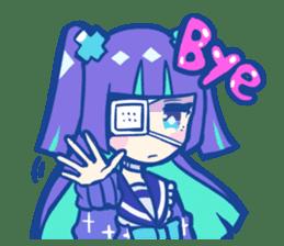 yumekawachan & yamikawachan sticker #15536091