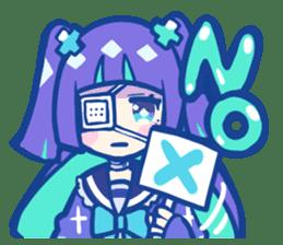 yumekawachan & yamikawachan sticker #15536092