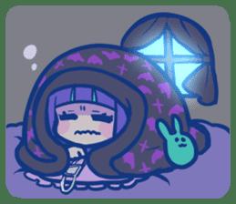 yumekawachan & yamikawachan sticker #15536093