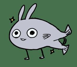 FISHHHHH sticker #15540882