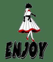 1990 which dances sticker #15546365