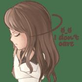 Let's Be Happy sticker #15559684