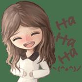 Let's Be Happy sticker #15559692