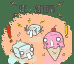 Crayon Oronym sticker #15563112