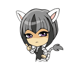 Leopard-Meow every day. (animation) sticker #15583974