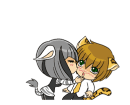 Leopard-Meow every day. (animation) sticker #15583977