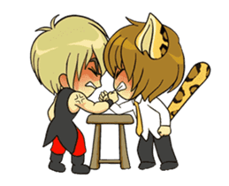 Leopard-Meow every day. (animation) sticker #15583982