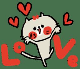 [machiko]sticker sticker #15589338