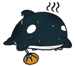 Steph's Life (Orca Doll) sticker #15591189